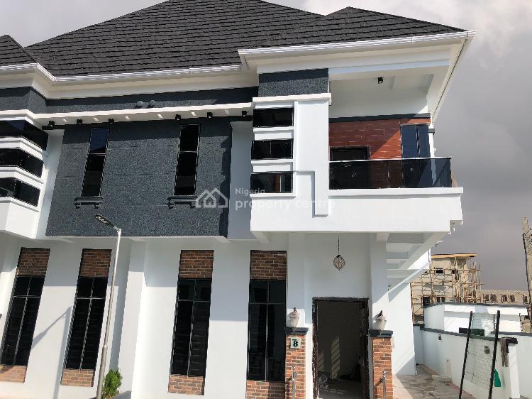 Luxury 4 Bedroom Semi-detached Duplex, Ikate, Lekki, Lagos, Semi-detached Duplex for Sale
