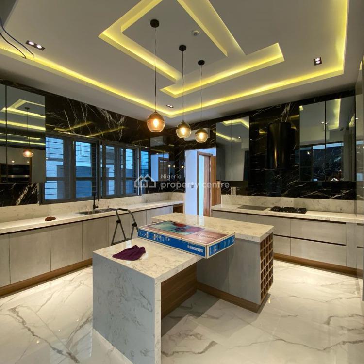 5 Bedroom Manssion, Lekki Phase 1, Lekki, Lagos, House for Sale