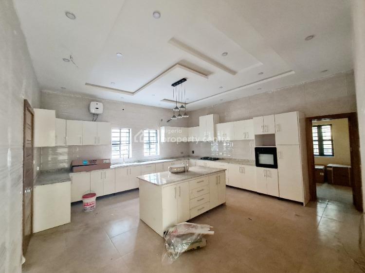 Humongous 5 Bedroom Luxury Detached Duplex with 2 Bqs & Swimming Pool, Lekki County Homes By Mega Mound Estate, Ikota, Lekki, Lagos, Detached Duplex for Sale
