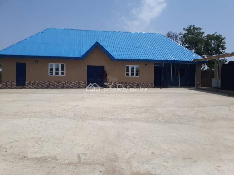 Sachet Water Factory, Bearings Modern Market, Runji Village, Zuba, Abuja, Factory for Sale