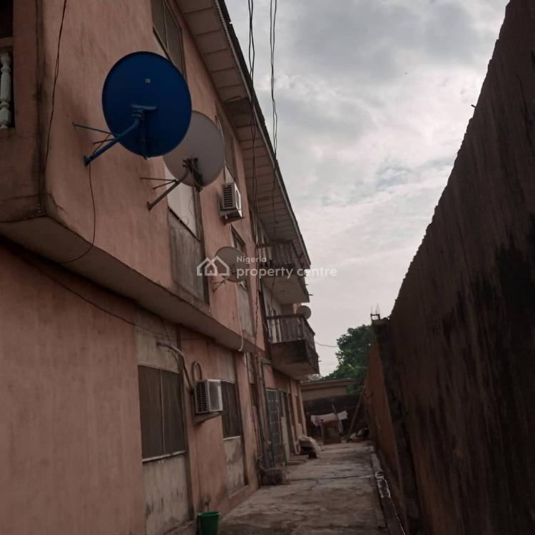Completed 2 Storey Building with Genuine Document, Dangote Port Authority, Ebute, Ikorodu, Lagos, Block of Flats for Sale