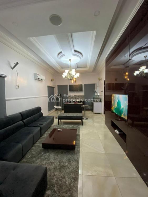 Short Let Furnished Three Bedroom Flat Shoprite Road Jankandea Agungi Lekki Lagos 3 Beds 3 Baths Ref 805443