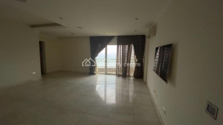 4 Bedroom Penthouse Apartment with Great Amenities - Water-view, Bella Vista Tower, Banana Island, Ikoyi, Lagos, Flat for Sale