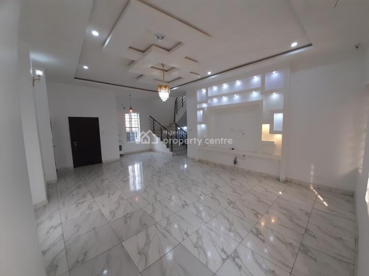 Uniquely Designed 5 Bedroom En-suite Fully Detached Duplex with a Bq, Lekki, Lagos, Detached Duplex for Sale