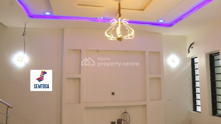 Semi-detached Four (4) Bedroom Duplex, Oral Estate, Ikota, Lekki, Lagos, Semi-detached Duplex for Sale