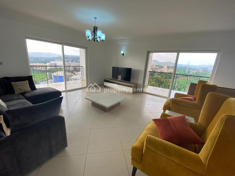 for rent super luxury serviced and furnished 3 bedrooms