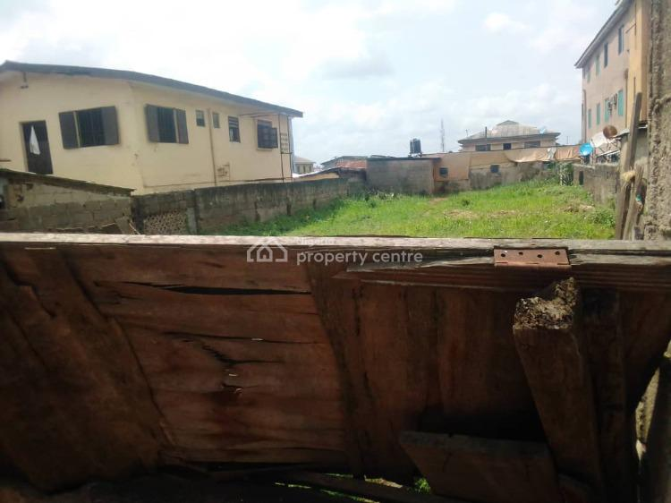 600sqm Vacant Plot of Land, Agege Motor Road, Shogunle, Oshodi, Lagos, Commercial Land for Sale