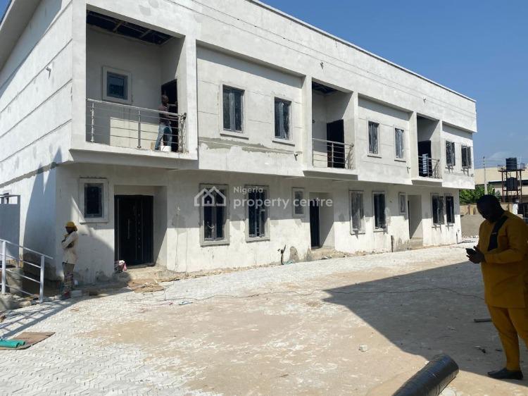 4 Bedroom Apartment, Sangotedo, Ajah, Lagos, Terraced Bungalow for Sale