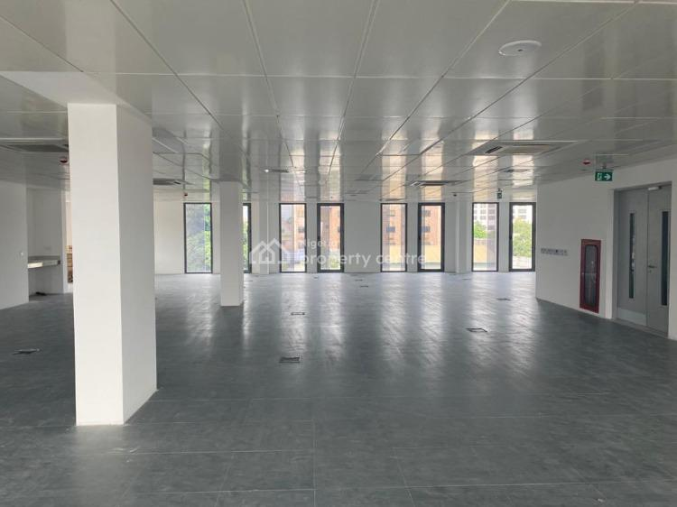 163sqm & 483sqm Grade a Open Plan Serviced Office Space, Victoria Island (vi), Lagos, Office Space for Rent
