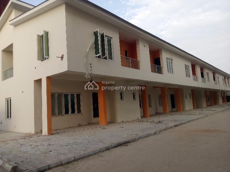 4 Bedroom Terrace Duplex, Carcass, Payment Plan, Third Round Abount, Lekki Phase 1, Lekki, Lagos, Terraced Duplex for Sale