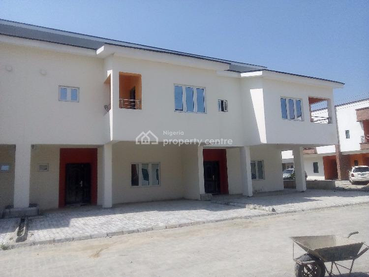 4 Bedroom Terrace Duplex with Bq, Carcass, Payment Plan, Third Round About., Lekki Phase 1, Lekki, Lagos, Terraced Duplex for Sale