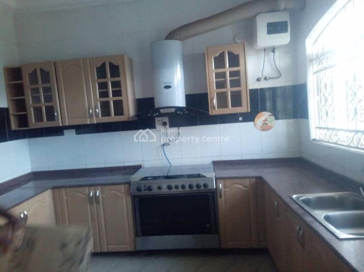 Completely Serviced Four Bedrooms Terraced Duplex with Bq, By Abc Cargo, Katampe (main), Katampe, Abuja, Terraced Duplex for Rent