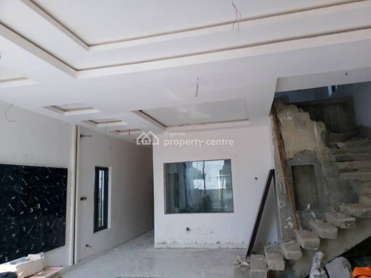 Well Built 4 Bedrooms Fully Detached Luxury Duplex with  Bq, and Semi, Ajah, Lagos, Detached Duplex for Sale