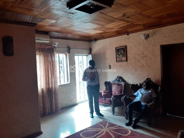 a Good 5 Bedroom Semi Detached Duplex with 2 Living Rooms Etc, Omole Phase 1 Estate, Ikeja, Lagos, Semi-detached Duplex for Sale