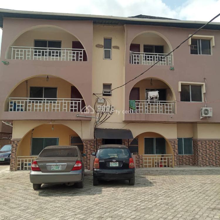 Neatly Used 6 Units of 3 Bedroom Flat, Okota, Isolo, Lagos, Block of Flats for Sale