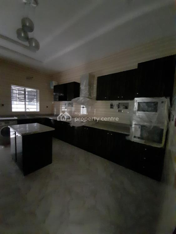 Nicely Built Fully Detached Duplex with Excellent Facilities, Osapa, Lekki, Lagos, Detached Duplex for Sale
