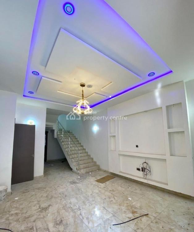 4 Bedroom Semi Detached Luxury Now Selling, 2nd Toll Gate, Chevron, Lekki, Lagos, Semi-detached Duplex for Sale