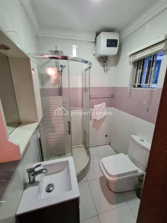 Luxury 4 Bedroom Terrace, Ikate, Lekki, Lagos, Terraced Duplex Short Let
