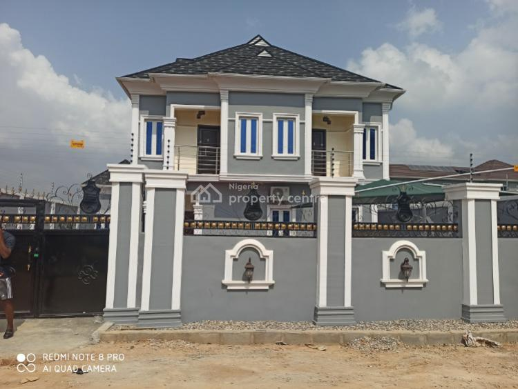 Furnished 4 Bedroom Tastefully Finished Duplex Strategically Located, Off Channels Avenue, Opic, Isheri North, Lagos, Detached Duplex for Sale