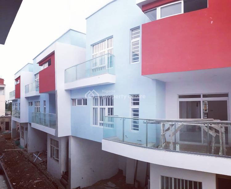 6 Nos Fantastic 4 3 Bedrooms Duplex All Ensuit + Bq, Adeniyi Jones, Ikeja, Lagos, Terraced Duplex for Sale