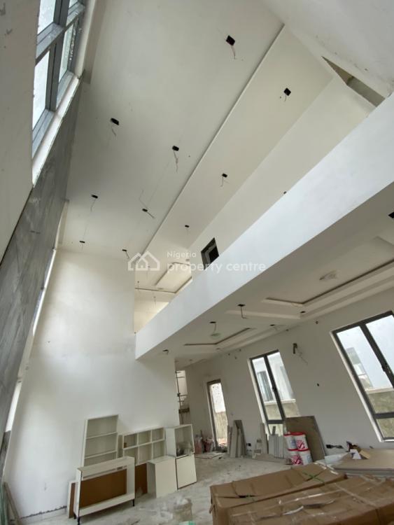 5 Bedroom Detached House with Bq and Swimming Pool, Pinnock Beach Estate, Osapa London, Osapa, Lekki, Lagos, Detached Duplex for Sale