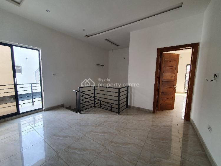 Brand New Superb 5 Bedroom Detached Duplex with Boys Quarter, Chevron, Lekki, Lagos, Detached Duplex for Sale