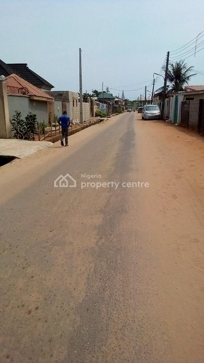 2 Plots with Building, Fenced & Gated., Destiny Homes, Abijo, Lekki, Lagos, Residential Land for Sale