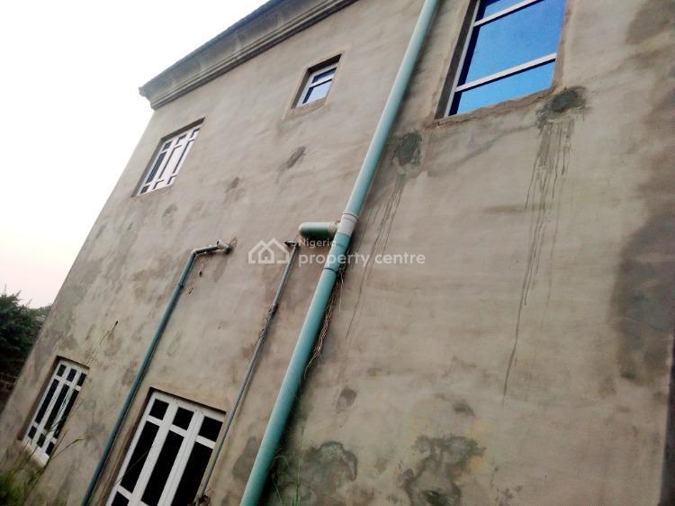 90% Uncompleted  4 Bedroom Duplex, Bodija Estate, Ibadan, Oyo, Detached Duplex for Sale