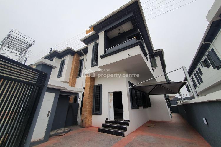 Newly Built & Superb 4 Bedroom Semi-detached House, Ikota, Lekki, Lagos, Semi-detached Duplex for Sale