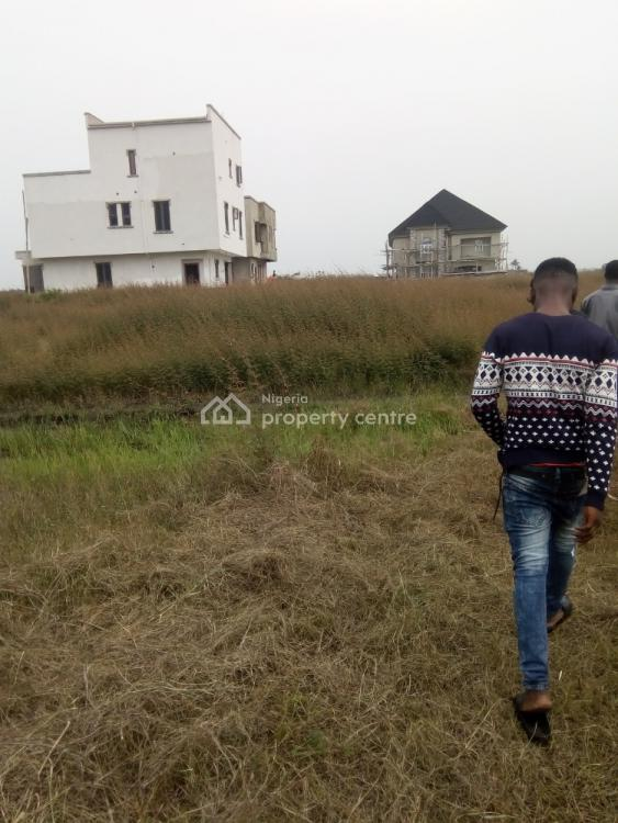 Land with C of O in a Fast Developing Area, Caritas Luxury Homes, Behind Novare Mall, Sangotedo, Ajah, Lagos, Residential Land for Sale