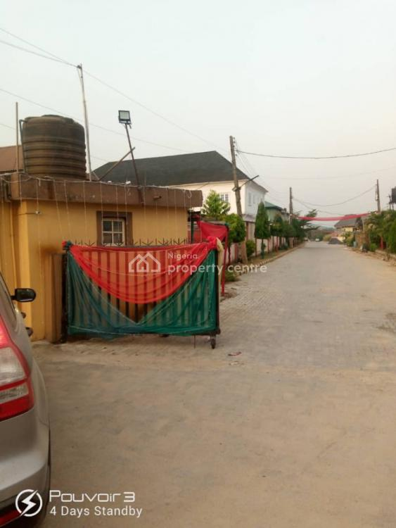 1 Plot of Land(dryland) Measuring 700sqm, Gated and Secured Estate Near Berger, Ojodu, Lagos, Residential Land for Sale