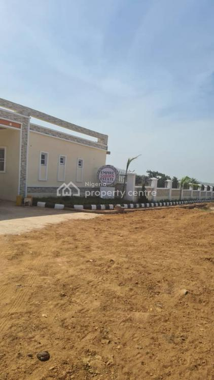 Available 100% Dry Land in a Family Centered Environment, Empire Garden Estate, Wasa, Apo, Abuja, Residential Land for Sale