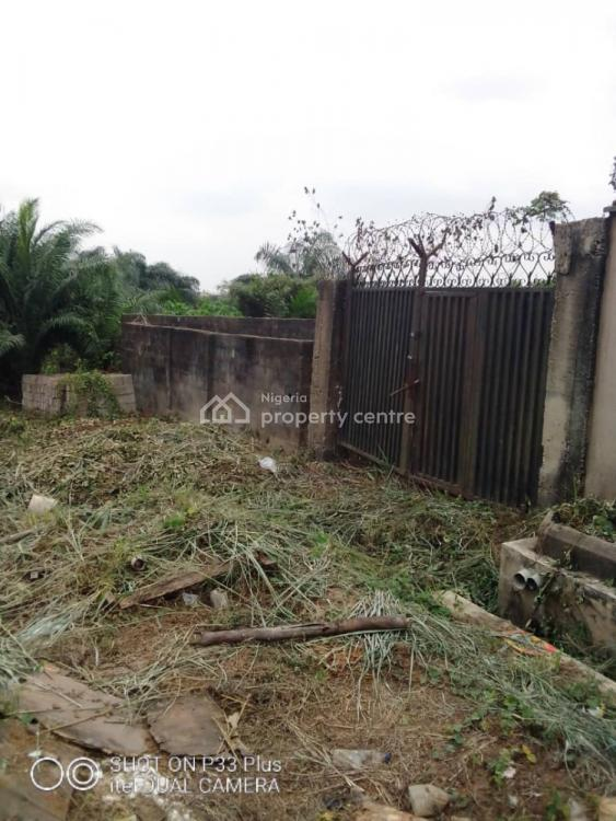 a Full Plot of Land Measuring 650sqm in a Gated and Secured Estate, Journalist Estate Phase 2, Berger, Arepo, Ogun, Residential Land for Sale