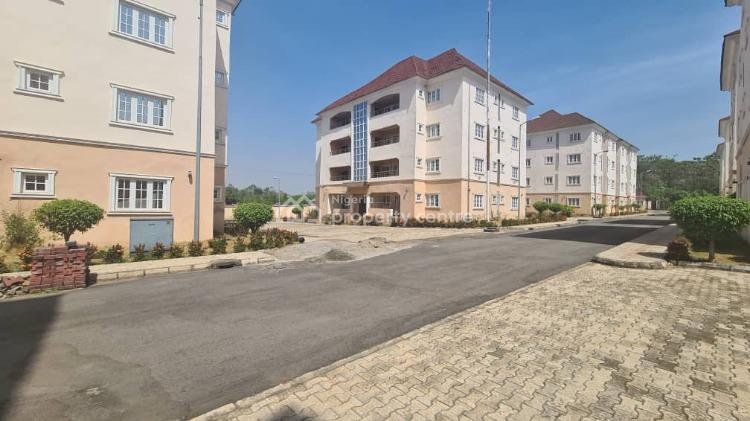Luxurious 1 Bedroom Apartment in Serene Location, Few Minutes Walk From Jabi Shop Rite and Jabi Lake, Jabi, Abuja, Block of Flats for Sale