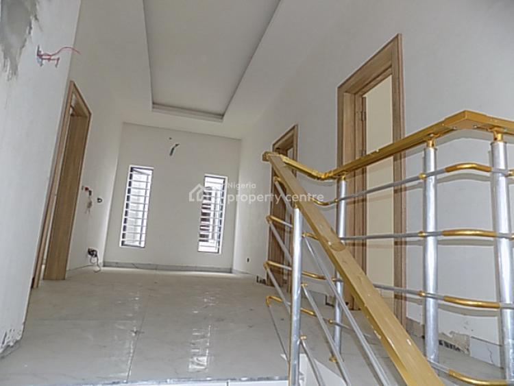 Tastefully Finished 5 Bedroom Fully Detached Duplex + Bq in an Estate, Chevron, Lekki Phase 2, Lekki, Lagos, Detached Duplex for Sale