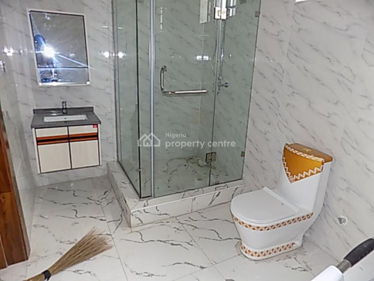 Tastefully Finished 4 Bedroom Semi Detached +bq on a Major Road, Chevron, Lekki Phase 2, Lekki, Lagos, Semi-detached Duplex for Sale