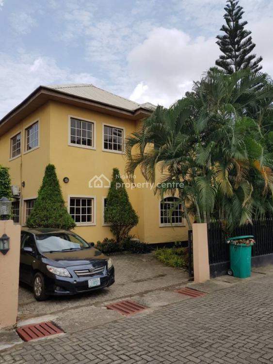 4 Bedroom Fully Detached Duplex with 2 Room Bq, Gra, Ikeja, Lagos, Detached Duplex for Sale