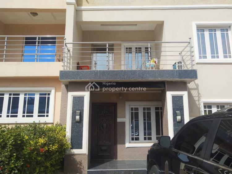 4 Bedroom Duplex, Maitama District, Abuja, Semi-detached Duplex for Sale