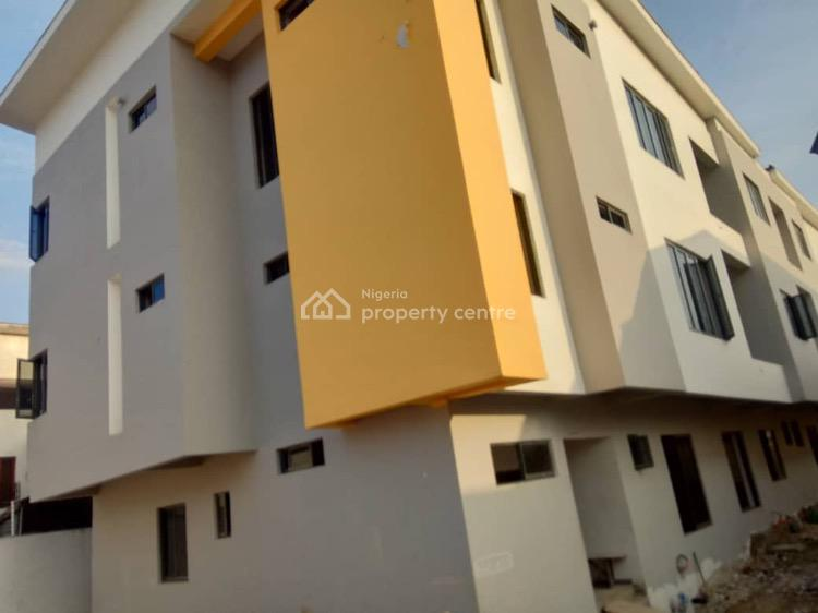 a Luxury and Executive 3 Bedroom Flat, Bisola Durosimi Street, Lekki Phase 1, Lekki, Lagos, Block of Flats for Sale