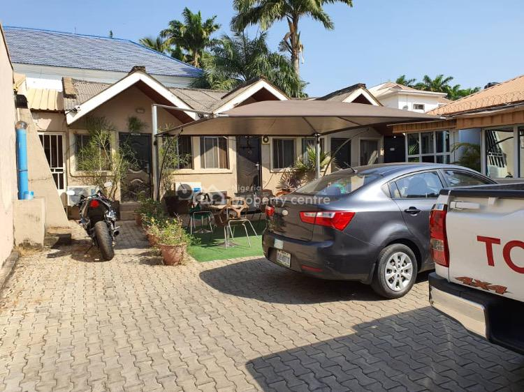 36 Room Guest House with 3 Annex Room, 3 Room Bq and 6 Room Bungalow, Ontario Crescent Off Mississippi Street, Maitama District, Abuja, Hotel / Guest House for Sale