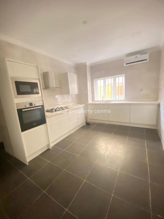 3 Bedroom Apartment with a Room Bq, Oniru, Victoria Island (vi), Lagos, Block of Flats for Sale