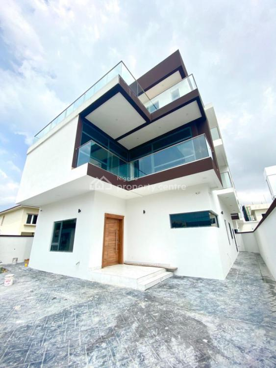 5 Bedroom Fully Detached Duplex with Private Cinema and Swimming Pool, Lekki Phase 1, Lekki, Lagos, Detached Duplex for Sale