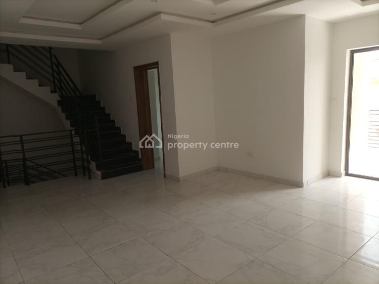 New Luxury 4 Bedrooms Terraced Duplex + Bq + Swimming Pool, Lekki Phase 1, Lekki, Lagos, Terraced Duplex for Sale