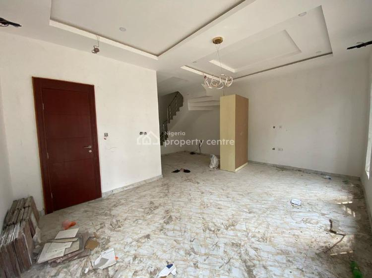 Newly Built 4 Bedroom Semi-detached Duplex with a Room Bq., Chevron Toll Gate, Lekki, Lagos, Semi-detached Duplex for Sale