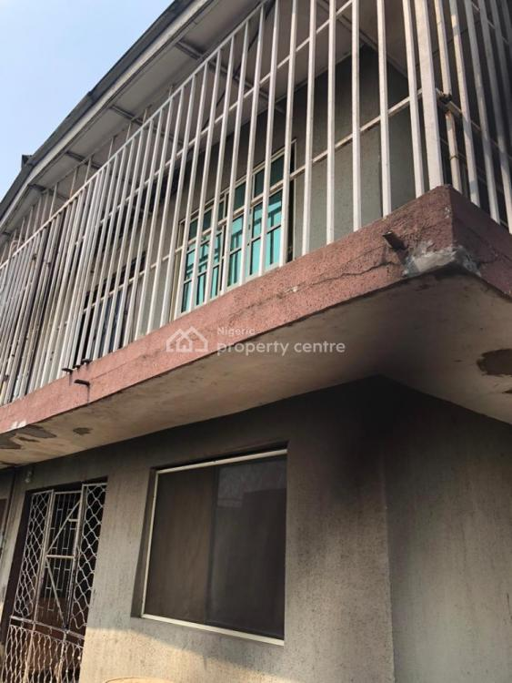 4 Bedrooms Flat Very Spacious and Gated, Abiodun Sadiku Street, Adealu Bus-stop, Off Lagos-abeokuta Expressway, Dopemu, Agege, Lagos, Flat for Rent