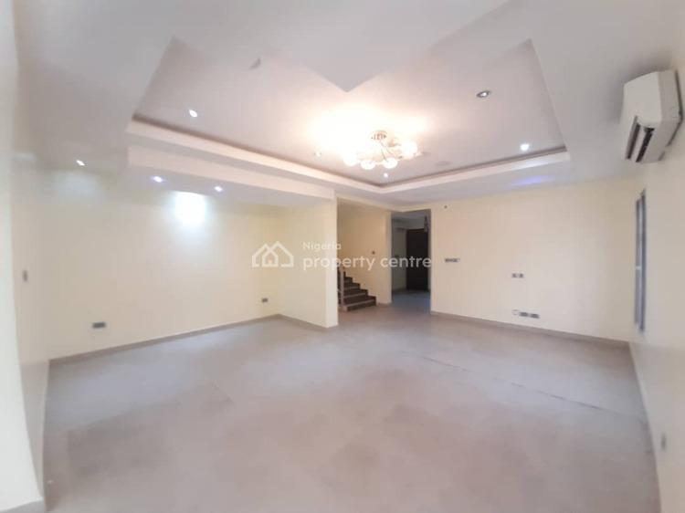 4 Bedrooms Semi Detached Duplex with a Maids Room, Osborne Phase 2, Osborne, Ikoyi, Lagos, Semi-detached Duplex for Rent
