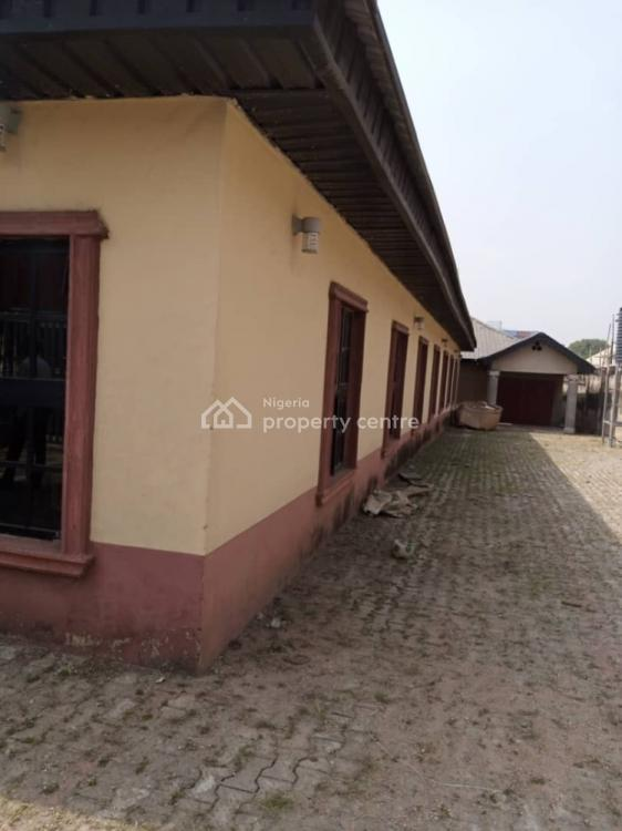 Big Showroom  with Warehouse Situated in a Prime Area, Ekotedo Main Road, Dugbe (onireke), Ibadan North-west, Oyo, Warehouse for Sale