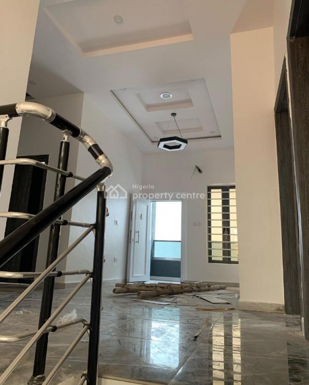 Newly Built 5 Bedroom Fully Detached Duplex with Bq., Chevron, Lekki, Lagos, Detached Duplex for Sale