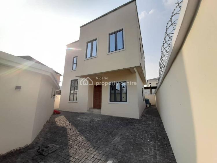 Newly Built and Well Finished Cozy 3 Bedroom Detached Duplex with Bq, Off Omorinre Johnson, Lekki Phase 1, Lekki, Lagos, Detached Duplex for Sale