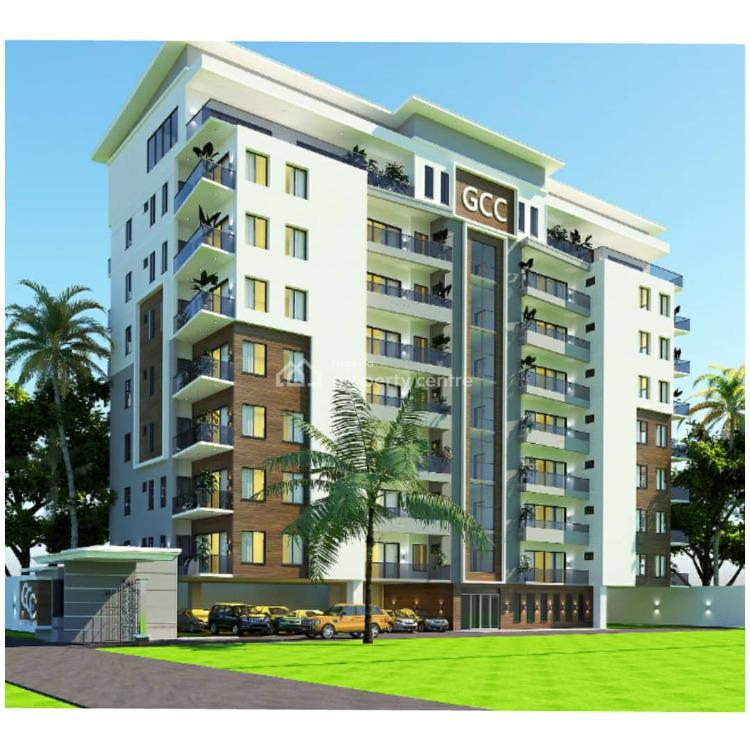 Luxury 14 Units of 3 Bedrooms Apartments with Penthouse, By Maruwa,, Lekki, Lagos, Block of Flats for Sale